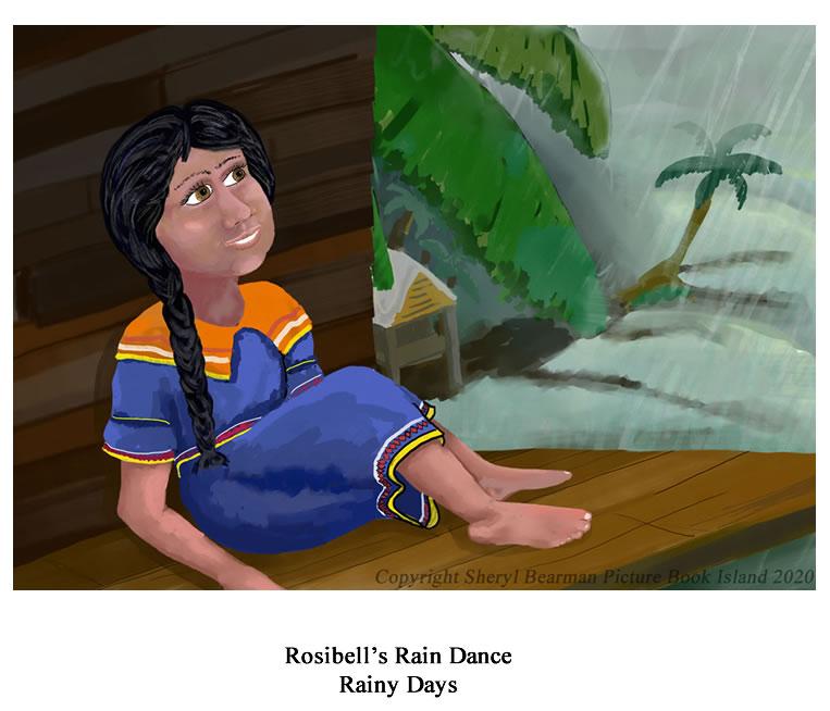 Rosibell's Rain Dance